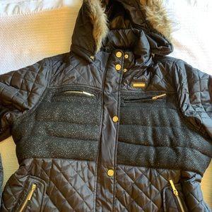 Woman's Rocwear puffer coat